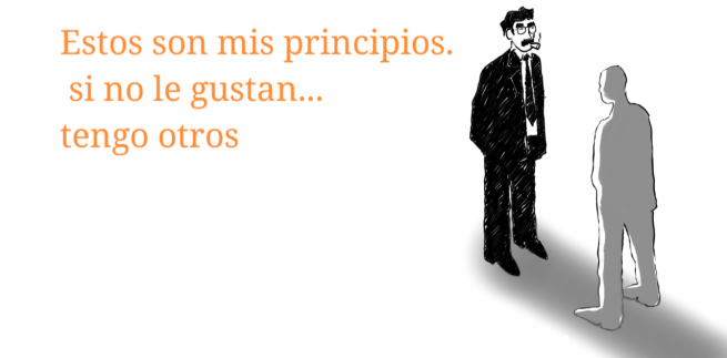 Jefes Groucho -